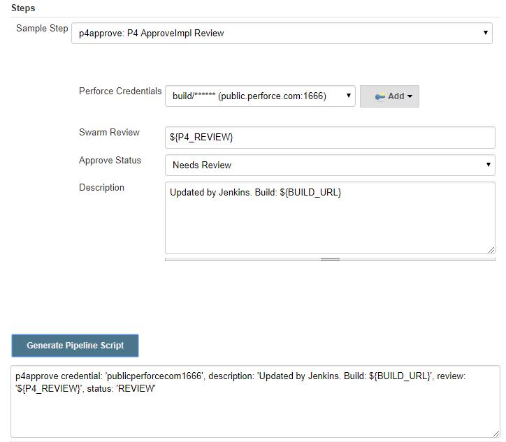 Jenkins Pipeline Credentials Username Password