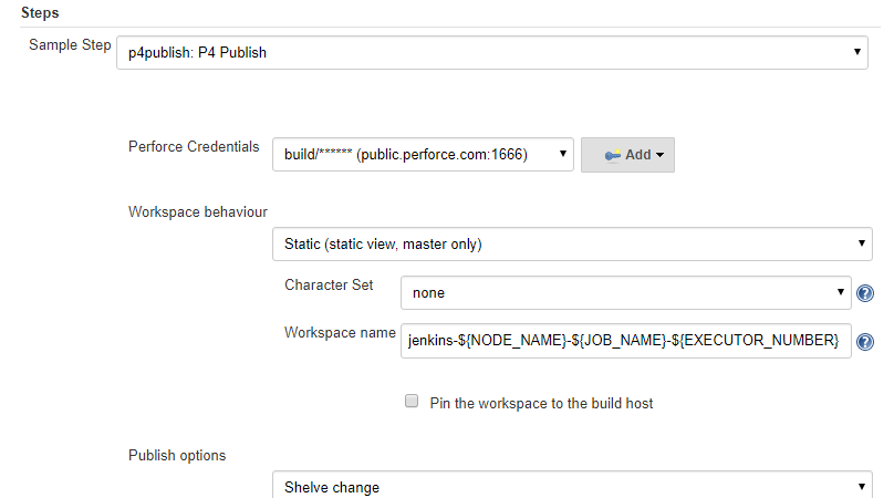 Helix Plugin for Jenkins Guide (1 10 x)