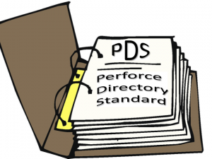 Perforce Directory Standard