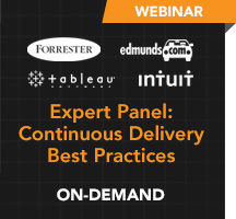 Expert panel: Continuous Delivery Best Practices