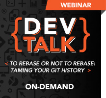 DevTalk - To Rebase or Not to Rebase: Taming Your Git History