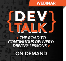 DevTalk: The Road to Continuous Delivery: Driving Lessons
