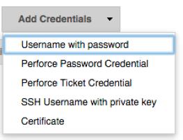 Use Credentials