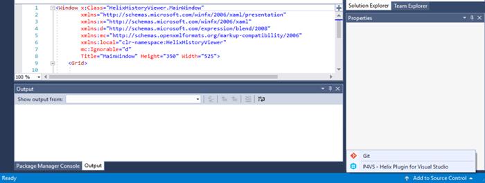 Helix Plugin for Visual Studio Gives Microsoft Visual Studio 2017