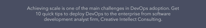 Achieving in DevOps Adoption