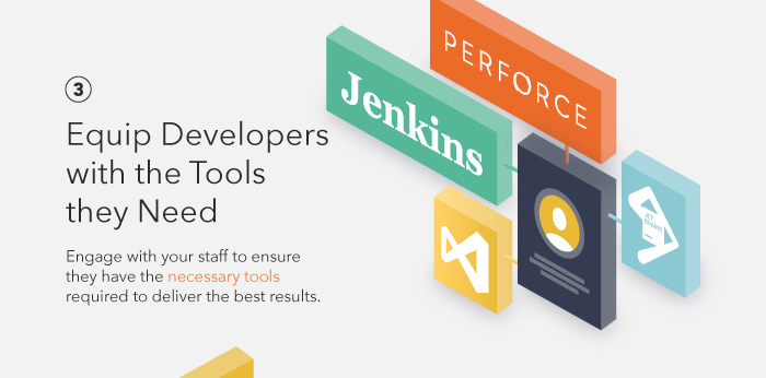 Equip Developers with the Tools they Need