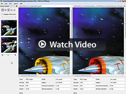 Perforce Image Diff video screenshot