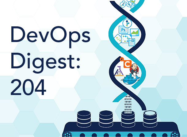 DevOps Digest Issue 204 Graphic