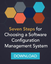 Seven Steps for choosing SCM