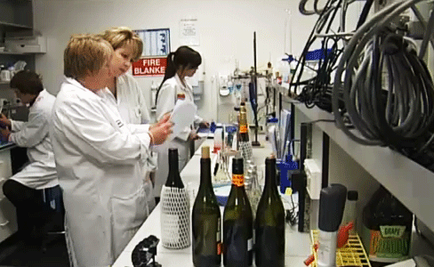 wine lab technology